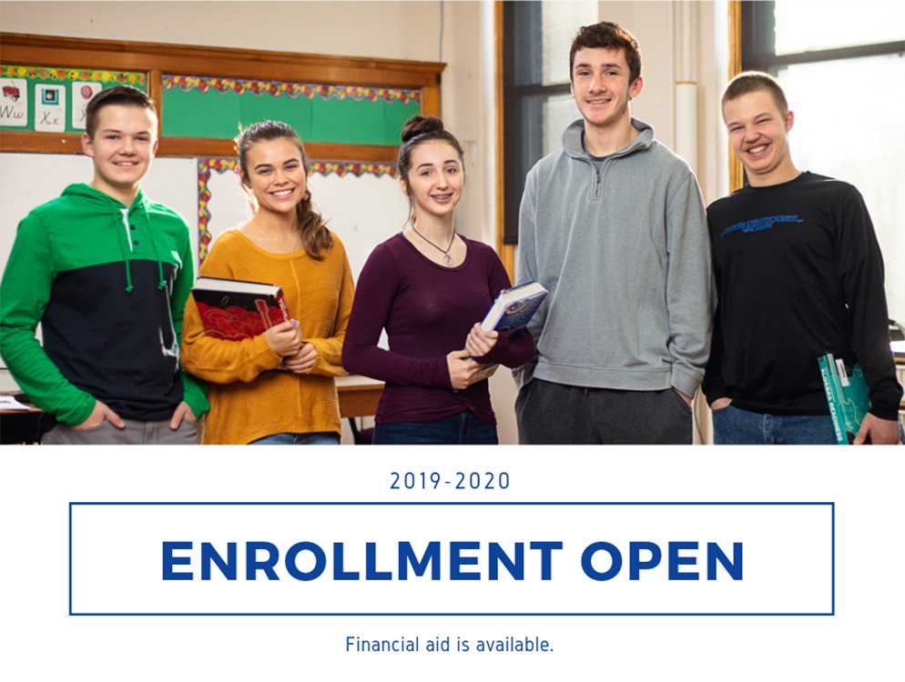 Enrollment Open 3