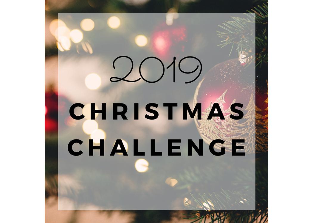 Christmas Challenge Tile