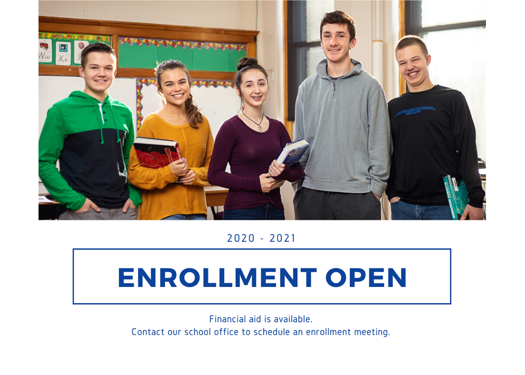 Enrollment Open 4