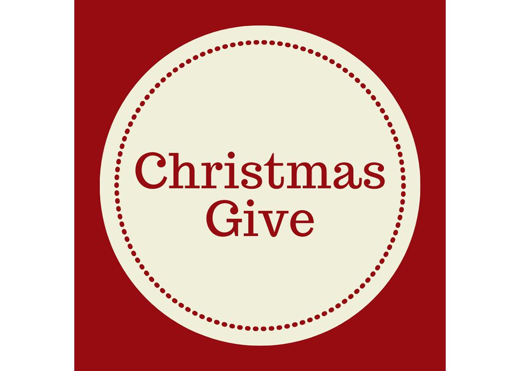 Christmas Give for Homepage