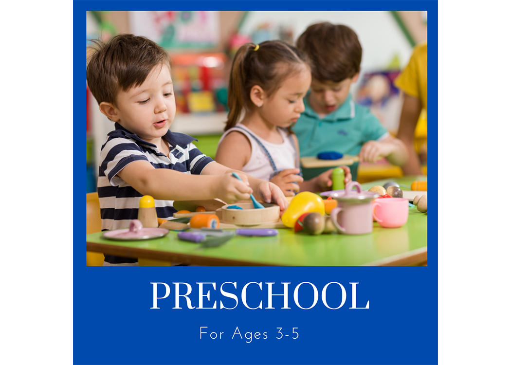 Preschool - Icon for Homepage